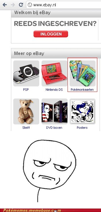 Sad pokemon cards ebay Yu-Gi-Oh! - 6811341824