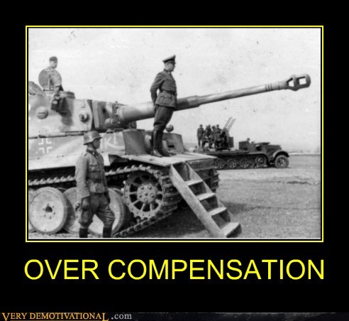 war Germany over compensation no no tubes tank