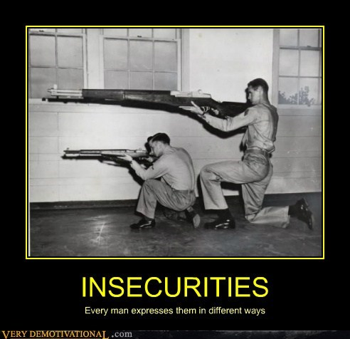 guns WoW insecurity huge