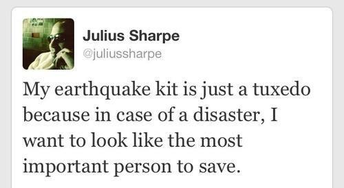 twitter,tuxedo,earthquake