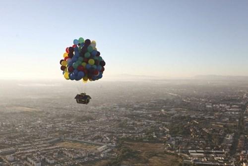 surrealism adventure balloon - 6812776960