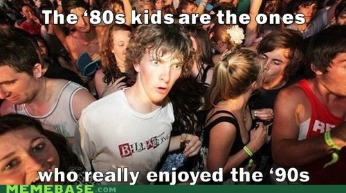 80s 90s kids sudden clarity clarence