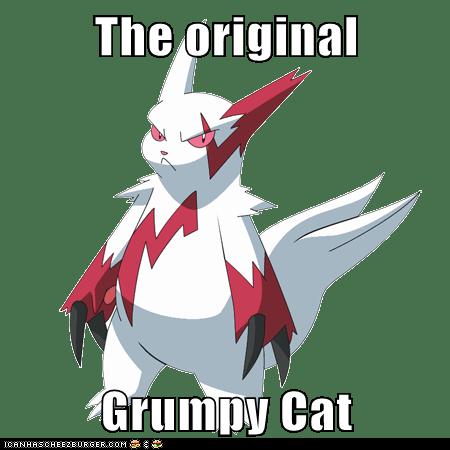 The original  Grumpy Cat