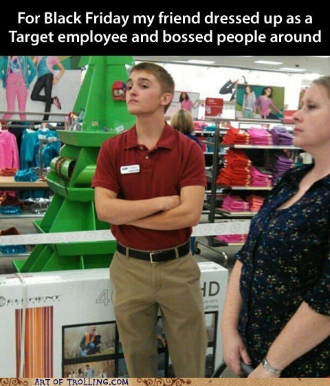 shoppers beware black friday Target - 6813067776