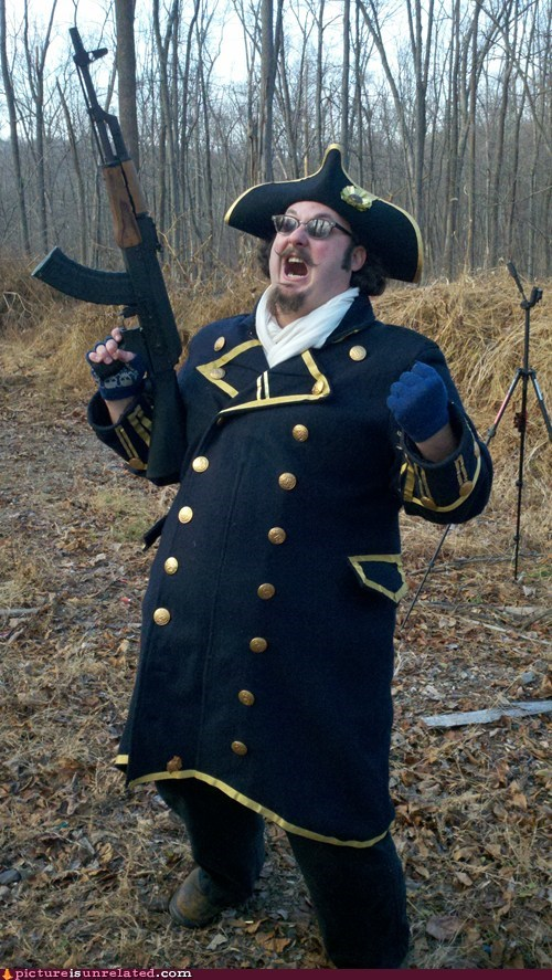 warrior gun suit time travel - 6813095680