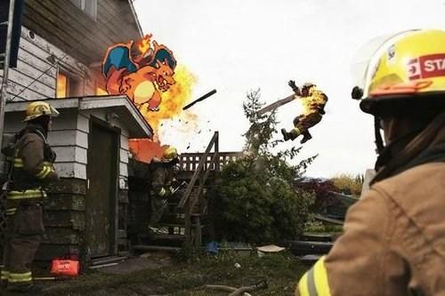 firemen not enough badges charizard fire - 6813192448