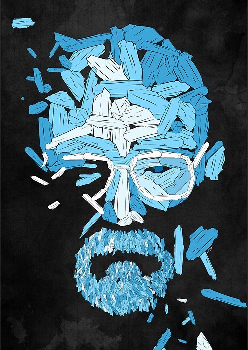 breaking bad,art,walter white,amc,TV