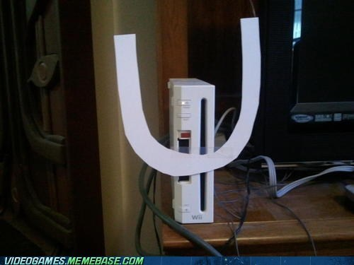 makeshift wii U whatever nintendo - 6813383424