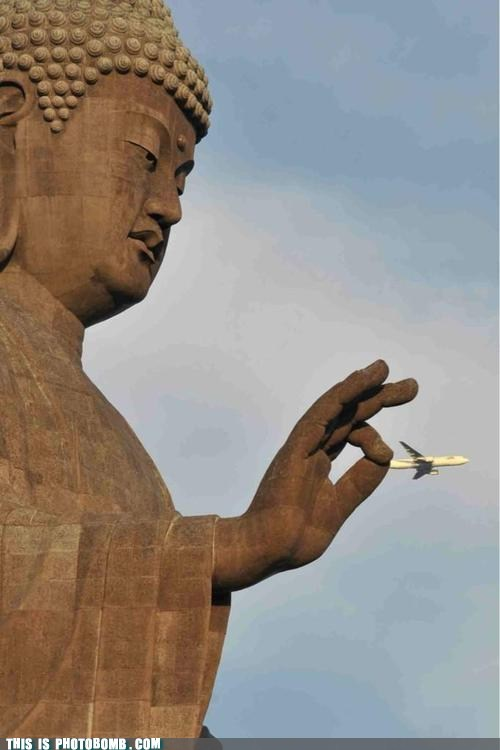 Perfect Timing,stop,airplane