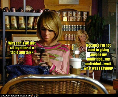 paris hilton Nicole Richie funny - 6813432832