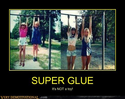 toy superglue picture - 6813437952