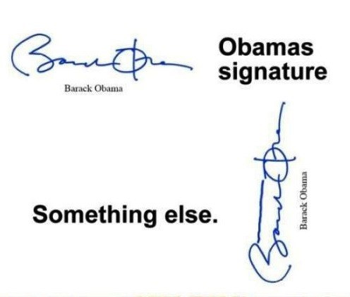 subtle phallic barack obama signature