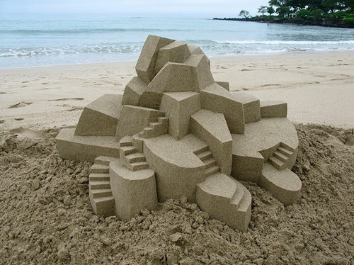 sand castle architecture design - 6813567232