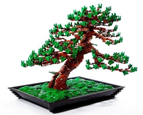 lego nerdgasm Bonsai - 6813574144