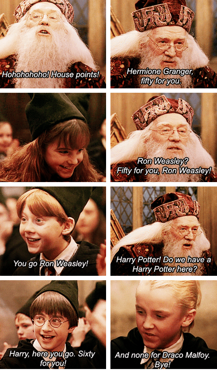 Harry Potter Daniel Radcliffe Movie mean girls rupert grint tom felton funny emma watson - 6813814272