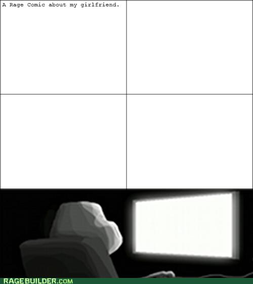 forever alone blank my girlfriend - 6814235392