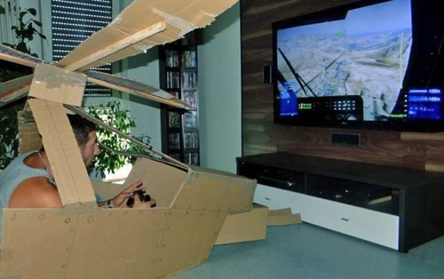 flight simulator nerdgasm video games - 6814345984