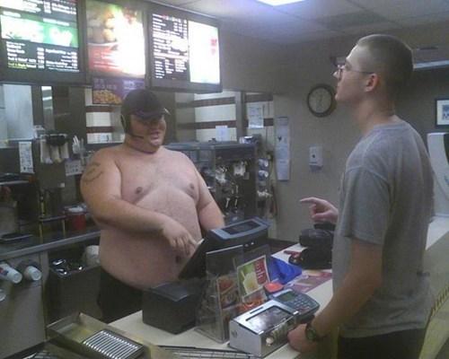 gross shirt order fast food get a shirt - 6814348544
