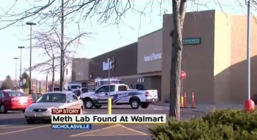 drugs meth Walmart store - 6814350848