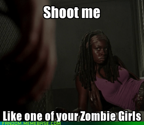 french girls Memes The Walking Dead - 6814514688