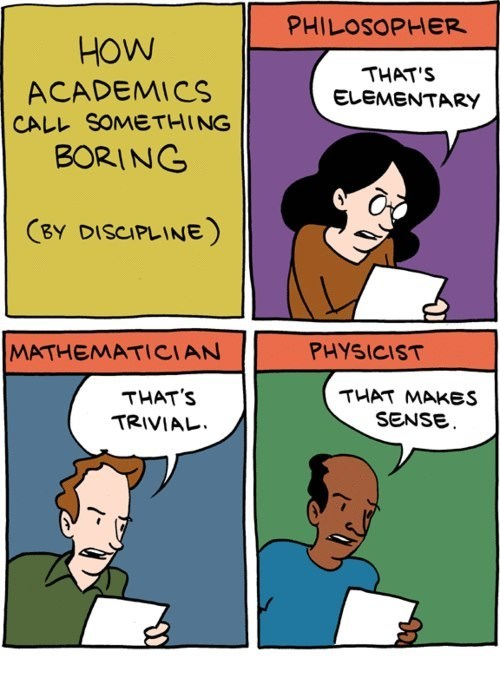 academics physics Saturday Morning Breakfast Cereal science philosopy math - 6814559232