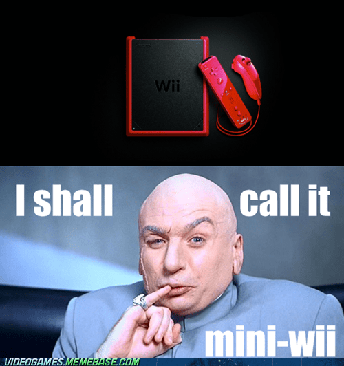 Canada wii mini dumb nintendo design tho - 6815043840