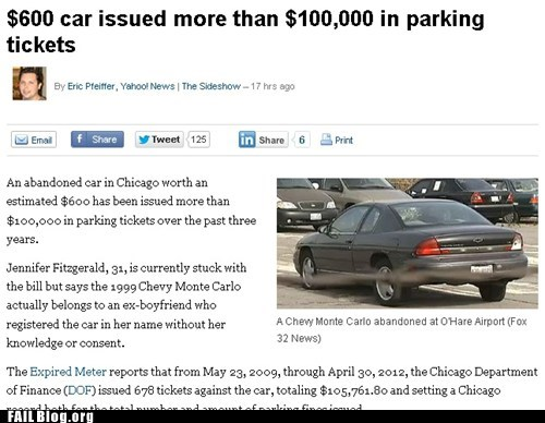 news parking tickets cars driving - 6815212288