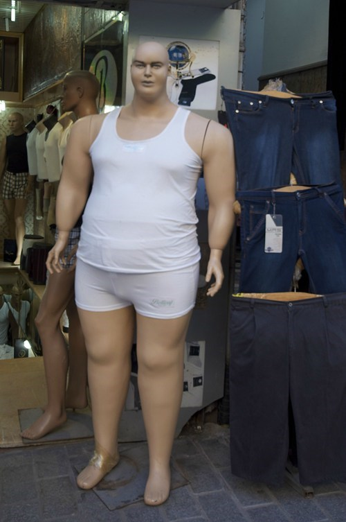 fashion wtf mannequin