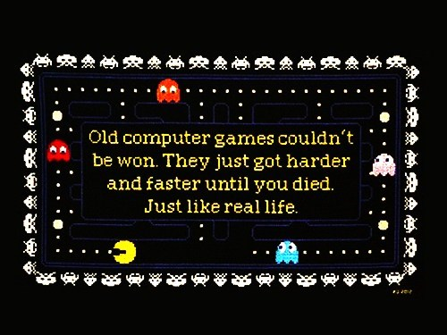 life pacman nostalgia video games g rated Parenting FAILS
