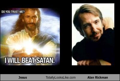 jesus,Alan Rickman,actor,TLL,funny