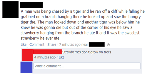 tiger,strawberry,strawberry tree