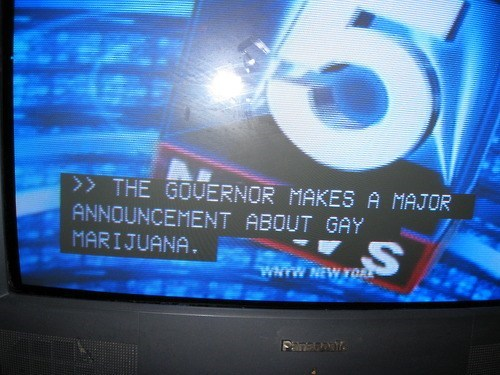 news marijuana mix up gay marriage captions