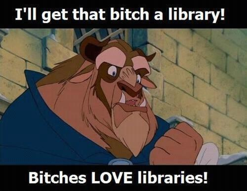 Beauty and the Beast library belle dating fails - 6816016896