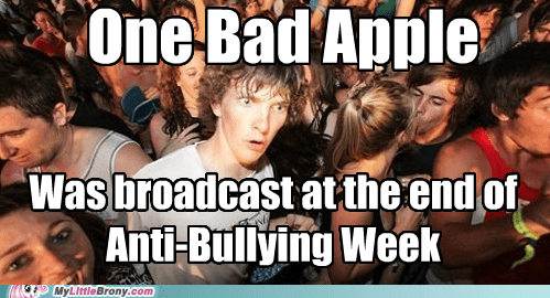 the hub one bad apple Memes anti-bullying - 6816055296