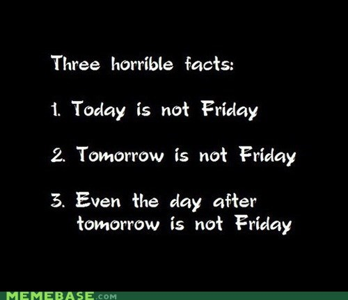 facts,emo,fridays