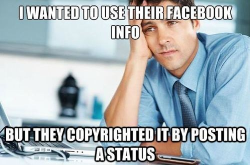 facebook hijack facebook privacy notice First World Problems failbook g rated - 6816092416