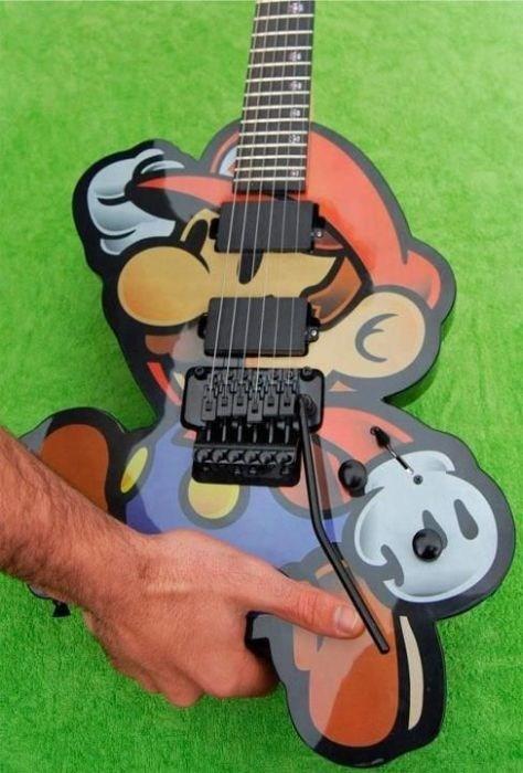 guitar mario