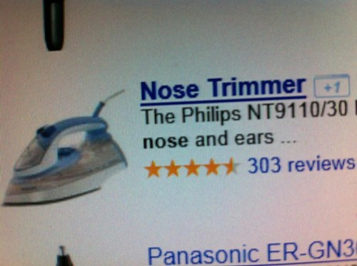 amazon whoops not what it looks like nose trimmer - 6816586240