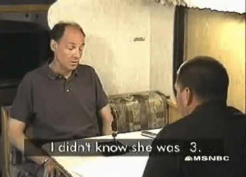 to catch a predator closed caption what weird