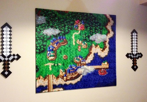 beads map Chrono Trigger video games - 6816595200