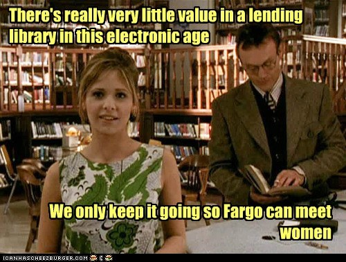fargo anthony head buffy summers eureka library Buffy the Vampire Slayer women Rupert Giles - 6816715264