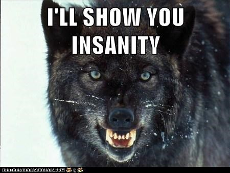 scary ill-show-you Insanity Wolf wolf - 6816782336