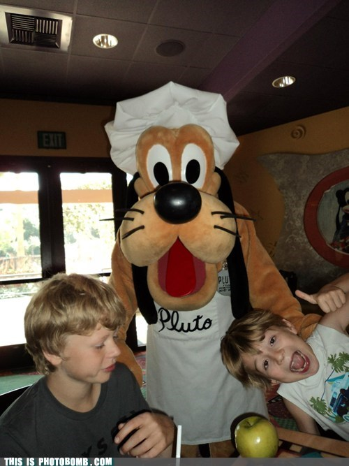 disney pluto thumbs up - 6816877056