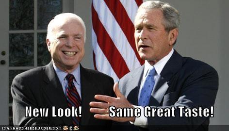 george w bush john mccain president Republicans - 681767168