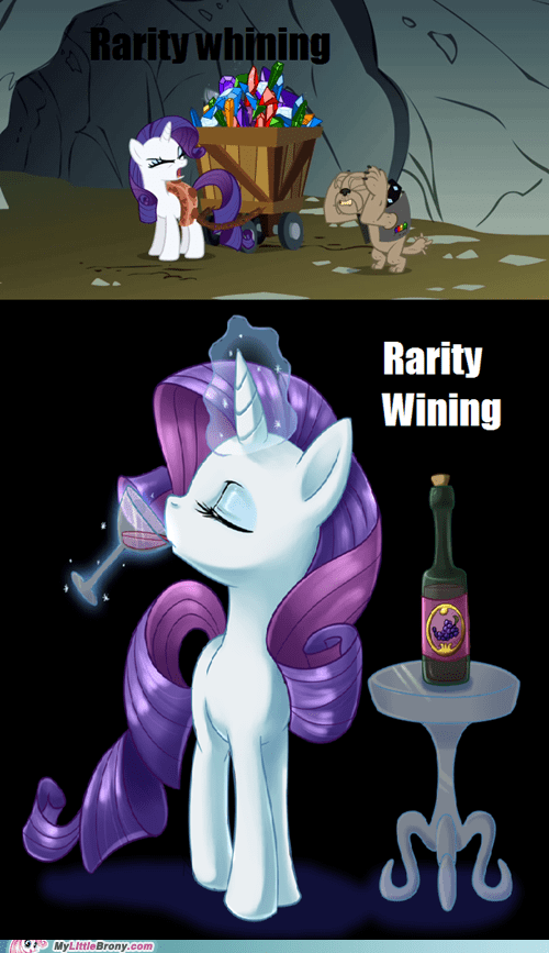 whining,winning,rarity,know the difference