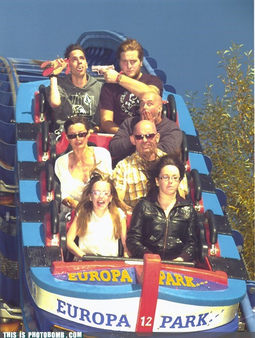 awesome Perfect Timing roller coaster - 6818504960