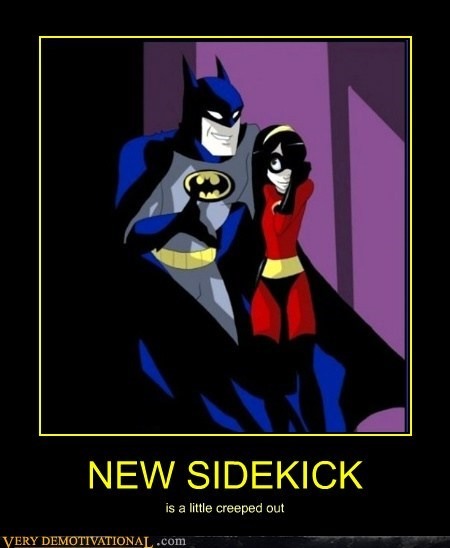 creepy incredibles batman funny - 6818939136