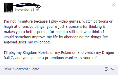 Sad,peasants,gamers,facebook,video games