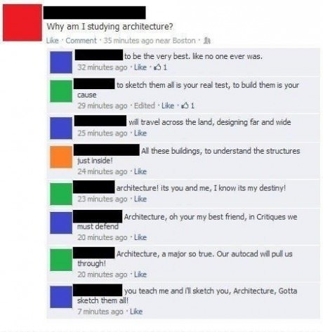 architecture,facebook,Theme Song