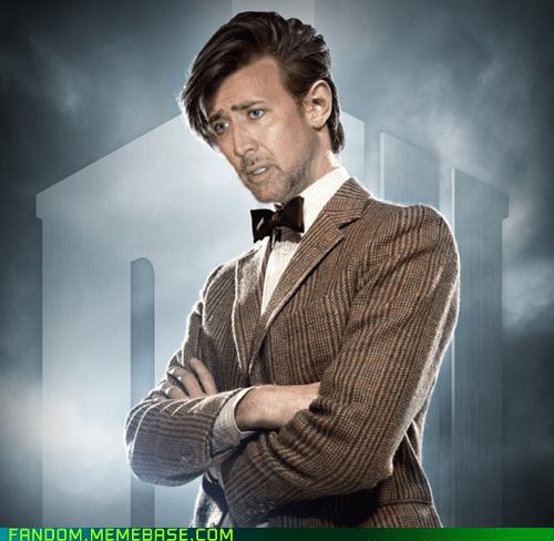 wtf doctor who nicolas cage celeb - 6819158528